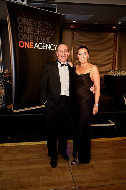 One Agency Paul And Annie Davies